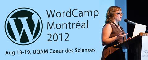 WordCamp Montréal 2012